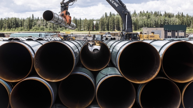 Federal Court of Appeal upholds second approval of TMX pipeline