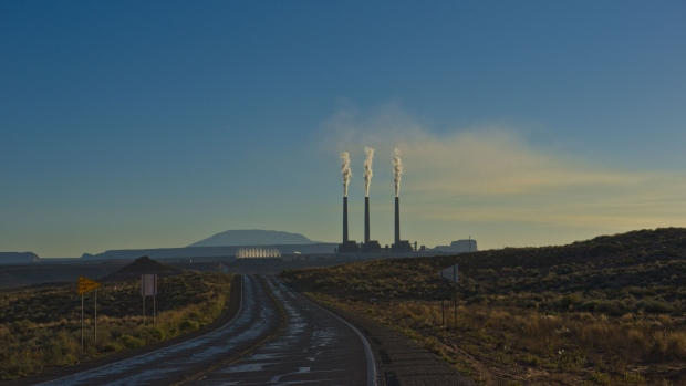 GETTY IMAGES - Navajo Generating Station in Arizona