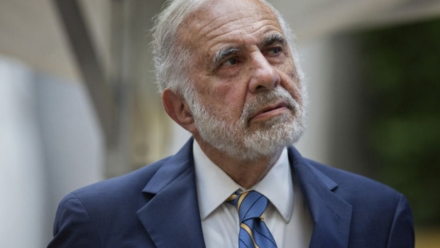 Carl Icahn Photographer: Victor J. Blue/Bloomberg
