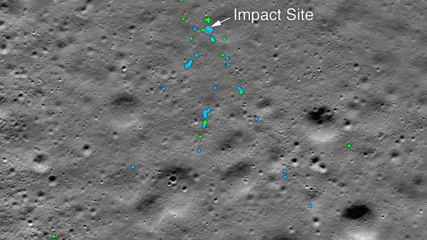 Chandrayaan 2: NASA Satellite Finds Indian Moon Mission's Crashed Vikram Lander