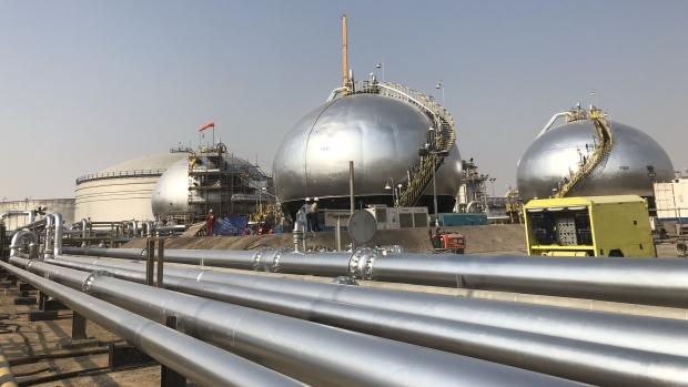 Saudi arabia ipo oil