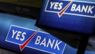 Signage for Yes Bank Ltd. is displayed at a branch in Mumbai, India, on Tuesday, April 30, 2018.