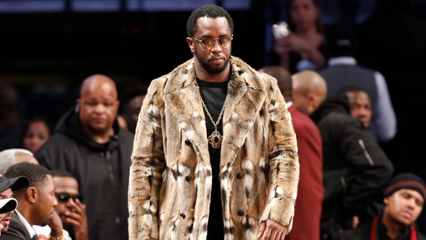 "Sean ""Diddy"" Combs P. Diddy P Diddy Puff Daddy"