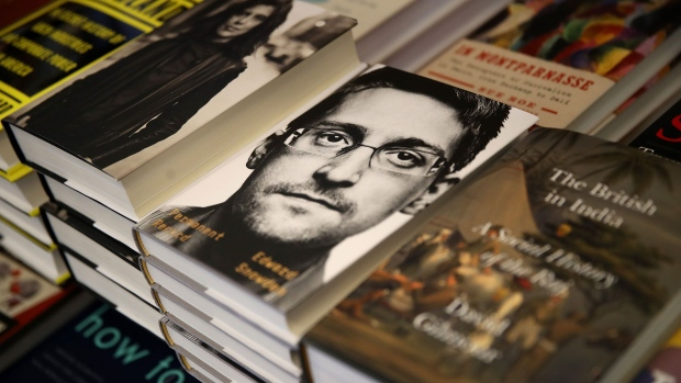 Edward Snowden must hand over book profits to USA government, says judge