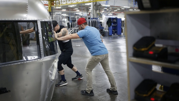 USA manufacturing activity hits worst level since 2009