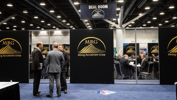 Market one vric s deal room provides investors an opportunity to meet