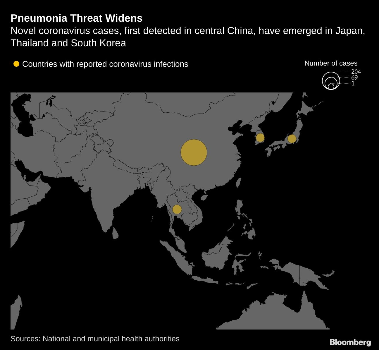 Coronavirus infections in China feared to be more widespread than officially reported