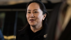 Meng Wanzhou, chief financial officer of Huawei Technologies Co.