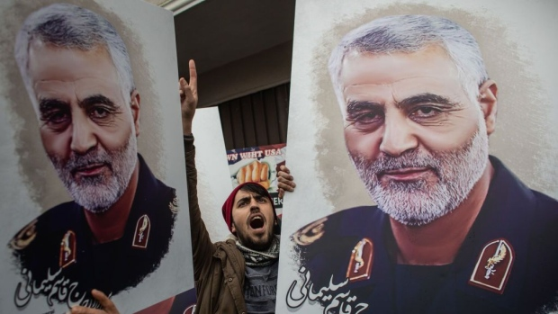 GETTY IMAGES - Qassem Soleimani
