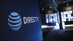 AT&T Inc. and DirecTV signage is displayed at a store in Newport Beach, California, U.S., on Thursday, Aug. 10, 2017. Photographer: Patrick T. Fallon/Bloomberg