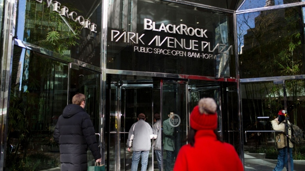 BlackRock in New York