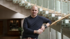 Tony Fadell Photographer: Wei Leng Tay/Bloomberg