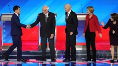 GETTY IMAGES - Keep an eye on Biden, Warren and Klobuchar.