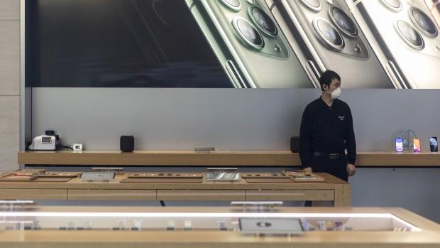 Coronavirus is hurting Apple's quarterly revenue