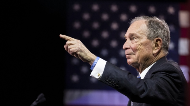 Bloomberg Campaign Says Company To Be Sold If Owner Elected Bnn Bloomberg
