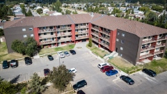 Northview Apartment REIT property in Fort McMurray, Alberta. Image courtesy of Northview Apartment R