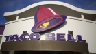Signage is displayed outside a Yum! Brands Inc. Taco Bell restaurant in Louisville, Kentucky, U.S., on Thursday, Jan. 30, 2020. Yum! Brands is scheduled to release earnings figures on February 6. Photographer: Luke Sharrett/Bloomberg