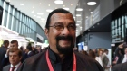 Steven Seagal Photographer: Chris J. Ratcliffe/Bloomberg