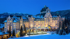 MARKET ONE - Whistler Capital Conference took place at the Fairmont Chateau Whistler.