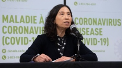 Chief Public Health Officer Theresa Tam