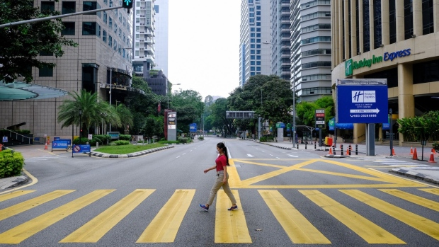 Malaysia Sees Possible Contraction As Growth Forecasts Slashed Bnn Bloomberg