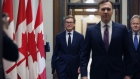 Tiff Macklem, Bill Morneau, Stephen Poloz
