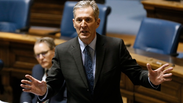 Manitoba tightens COVID-19 restrictions — NewsAlert
