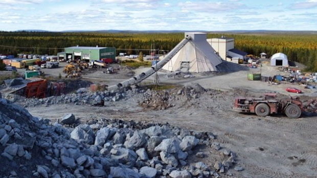 Rupert Resources' Pahtavaara site in Lapland, Finland