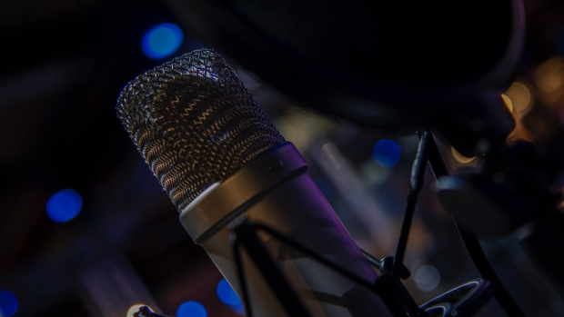 Microphone. Ben Koorengevel via Unsplash