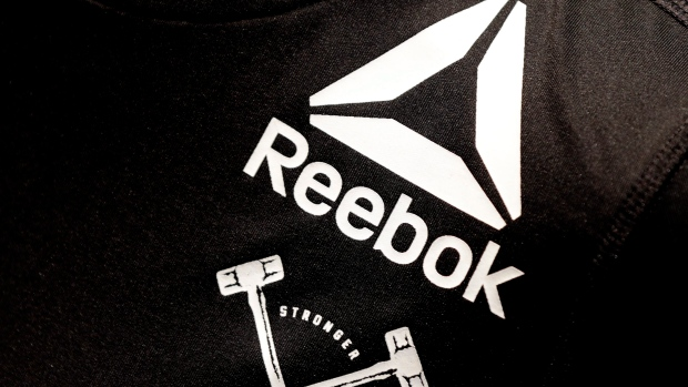 The Reebok logo
