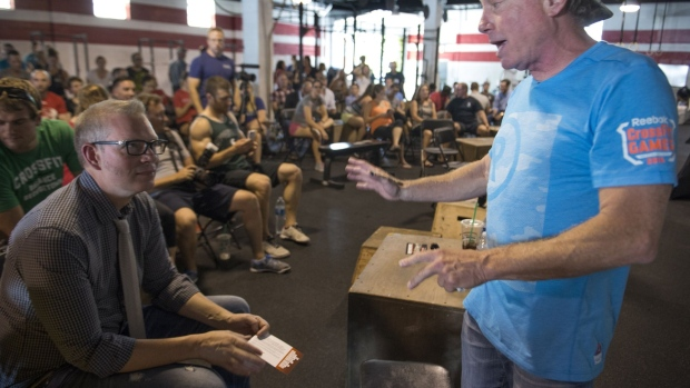 CrossFit sold to Eric Roza after backlash   Tempo - The Nation's