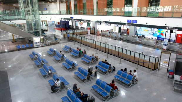 U-Tapao International Airport in Rayong Province. Photographer: Pailin Wedel/Bloomberg