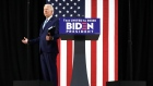 GETTY IMAGES - Joe Biden speaks during a campaign event in Wilmington, Delaware, on June 30.