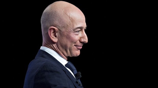 Jeff Bezos is so rich that he just set a new record