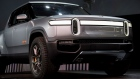 Rivian Automotive Inc. R1T electric pickup truck