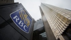 Signage outside of the Royal Bank of Canada headquarters in Toronto. Bloomberg/Cole Burston