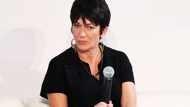Ghislaine Maxwell and USA  in Battle Over Naming of Her Accusers
