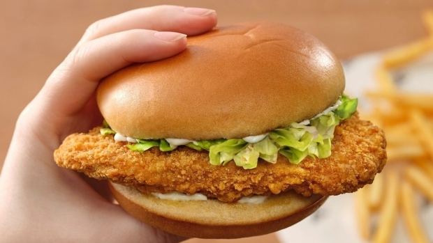 KFC's New Plant-Based Chicken Sandwich