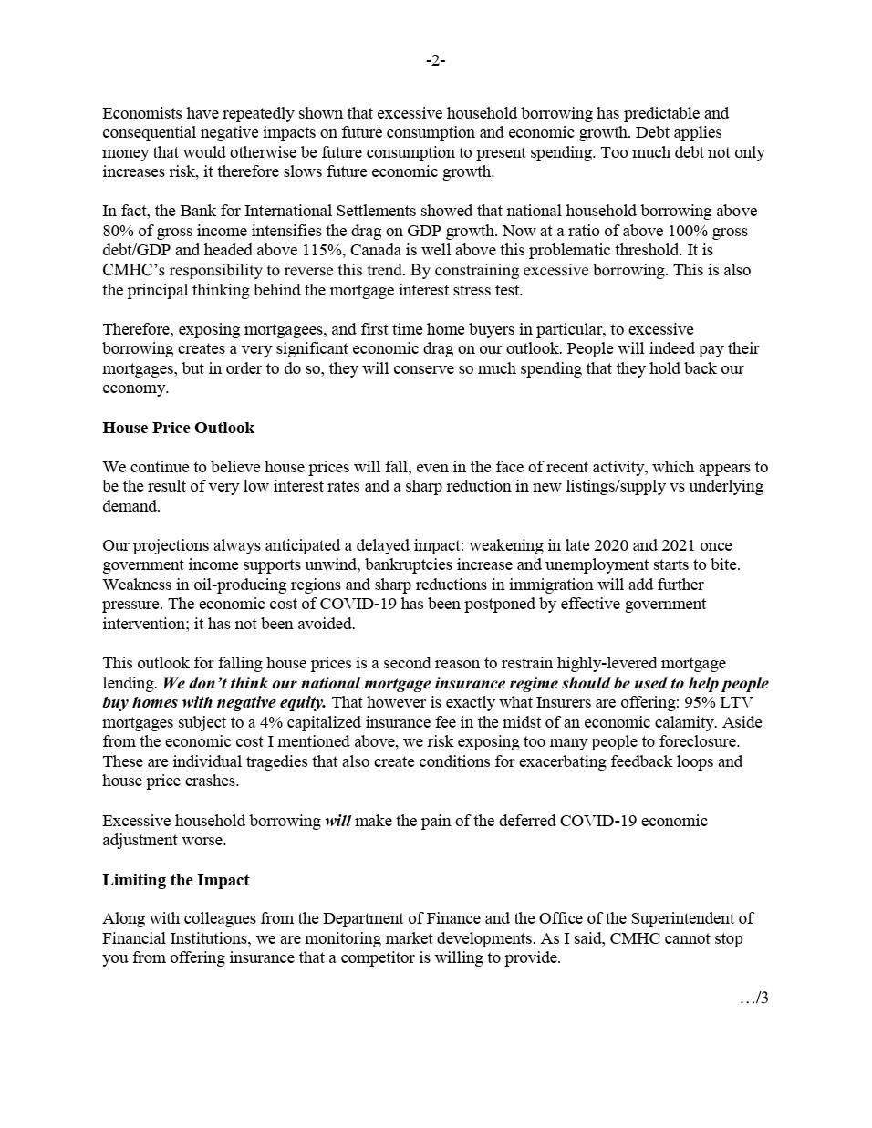 Letter To Mortgage Underwriter from www.bnnbloomberg.ca