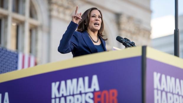 Kamala Harris S Presidential Campaign Owes 1 1 Million To Vendors Bnn Bloomberg