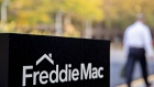 Signage stands outside the Freddie Mac headquarters in McLean, Virginia, U.S., on Tuesday, Oct. 1, 2019. Freddie and Fannie Mae will be allowed to boost their capital by billions of dollars to protect against potential losses, a key step in the Trump administration's push to free the mortgage giants from U.S. control. Photographer: Andrew Harrer/Bloomberg