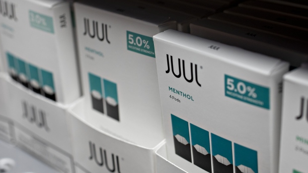 Juul files new round of suits against 'fake, copied' vape rivals - BNN Bloomberg