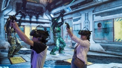 MARKET ONE - Arkave VR provides the most engaging and entertaining VR games at the best price of the