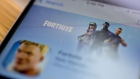 The Epic Games Fortnite: Battle Royale video game in the App Store. Photographer: Andrew Harrer/Bloomberg