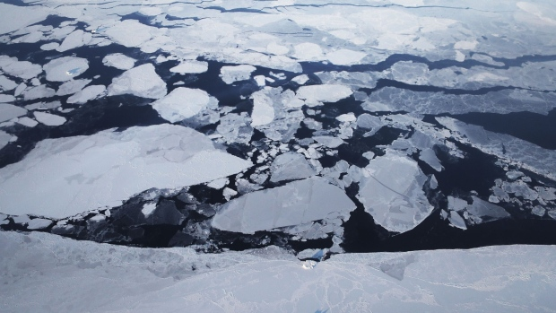 Arctic summer sea ice second lowest on record: USA researchers