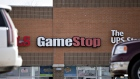 Signage is displayed at a GameStop Corp. store in Morris, Illinois, U.S., on Monday, April 1, 2019. GameStop is scheduled to release earnings figures on April 2. Photographer: Daniel Acker/Bloomberg
