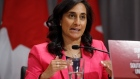 Canada's Minister of Public Services and Procurement Anita Anand