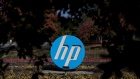 Signage is displayed outside HP Inc. headquarters in Palo Alto, California, U.S., on Thursday, Nov. 7, 2019. HP's board is still deliberating over a $33 billion takeover proposal from Xerox Holdings Corp., people familiar with the matter said, adding uncertainty to a potential blockbuster deal that would reshape the printing industry. Photographer: David Paul Morris/Bloomberg