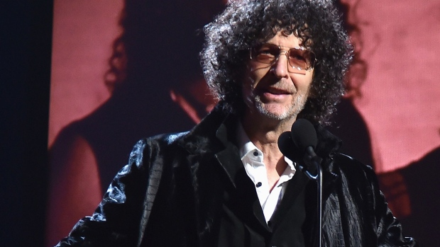 Howard Stern Photographer: Theo Wargo/Getty Images