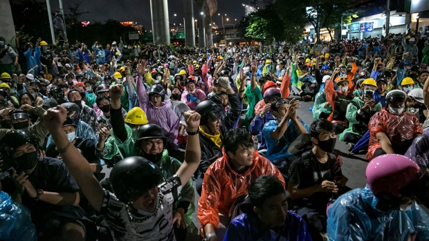 Thai Protesters Plan Rally While Evading Authorities - BNN Bloomberg